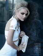 Harper's Bazaar Magazine (2010) Russia