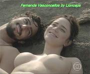 Fernanda Vasconcellos nua no filme Pequeno dicionario amoroso