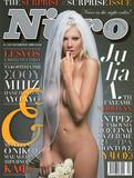 Julia Alexandratou Nitro Magazine Oct '08 Foto 1 (Юлия Александрату Nitro Журнал окт '08 Фото 1)