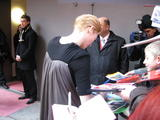 Tilda Swinton @ Internationale Jury PK @ Hotel Hyatt in Berlin 05.02.09 (18X)