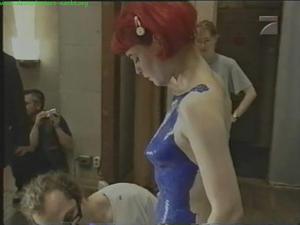 Enie Van De Meiklokjes Enie Van De Meiklokjes Bodypainting Nude