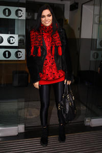Jessie J at Radio 1 in London 3rd February x20